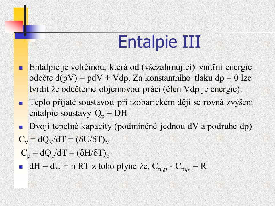 Entalpie III