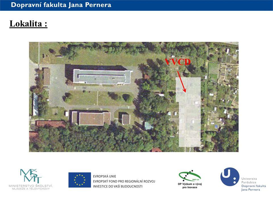 Lokalita : VVCD www.upce.cz