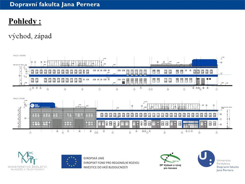 Pohledy : východ, západ www.upce.cz