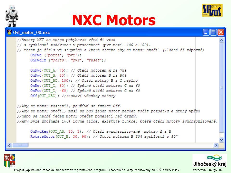 NXC Motors
