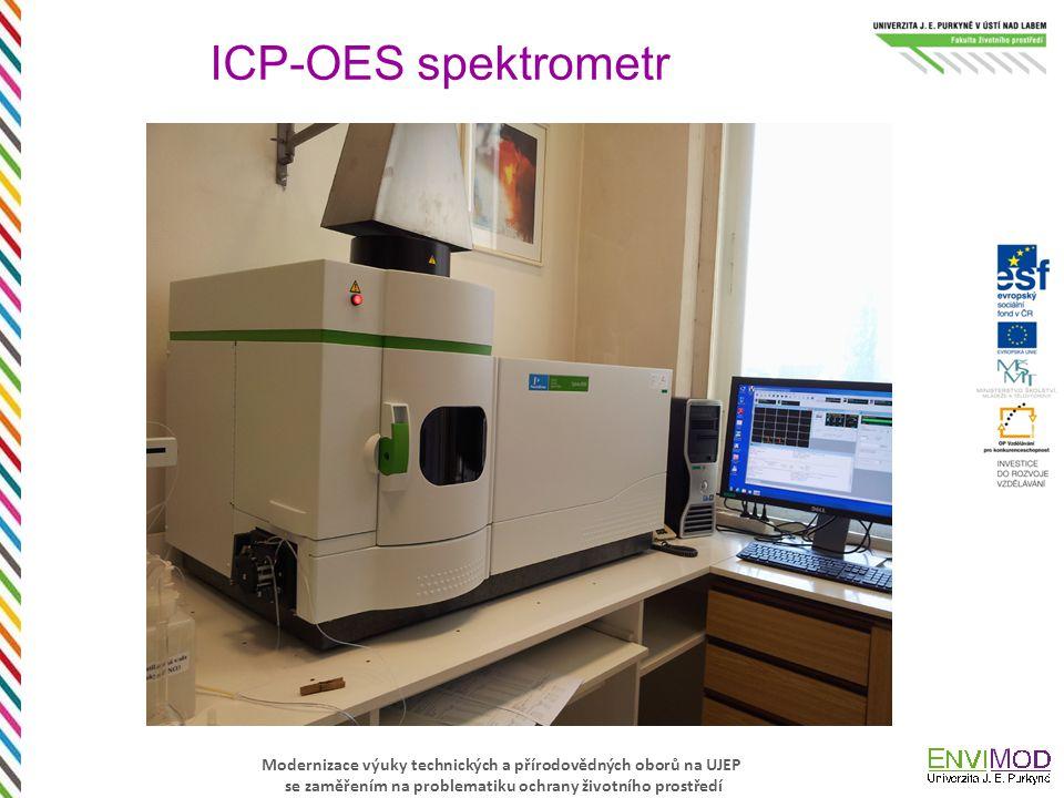 ICP-OES spektrometr