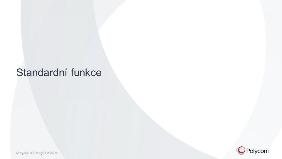 Standardní funkce