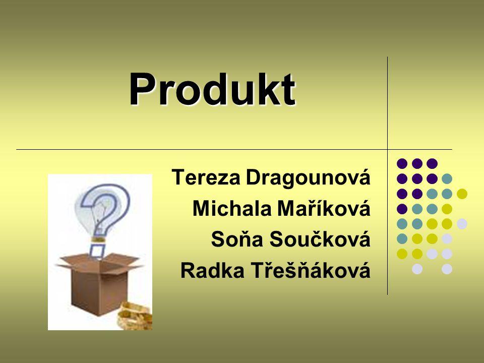 Tereza Dragounová Michala Maříková Soňa Součková Radka Třešňáková