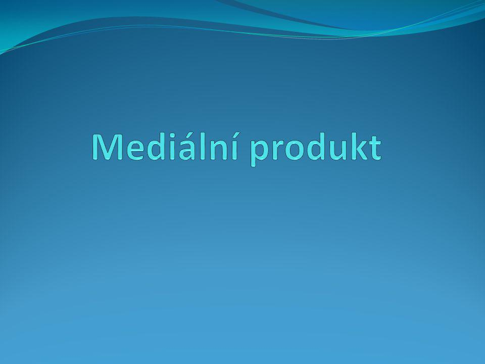 Mediální produkt