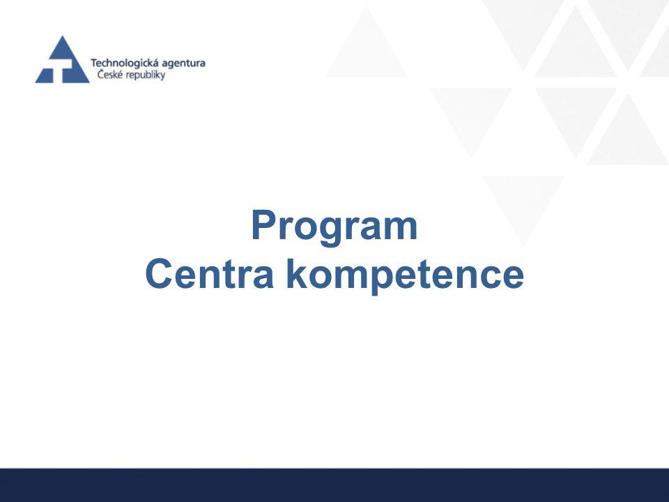 Program Centra kompetence