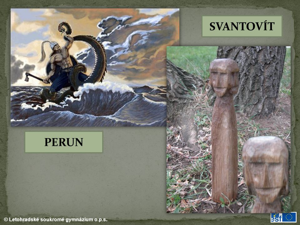 SVANTOVÍT PERUN