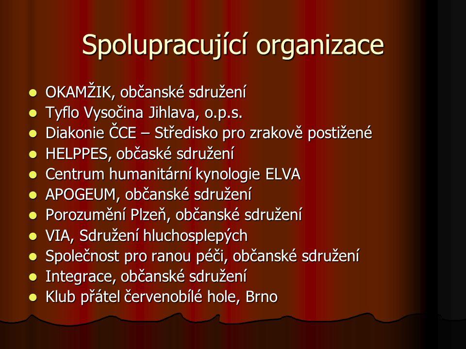 Spolupracující organizace