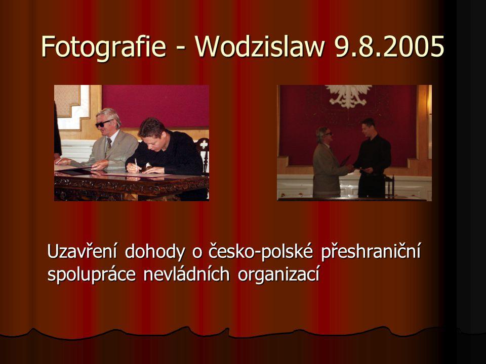 Fotografie - Wodzislaw 9.8.2005