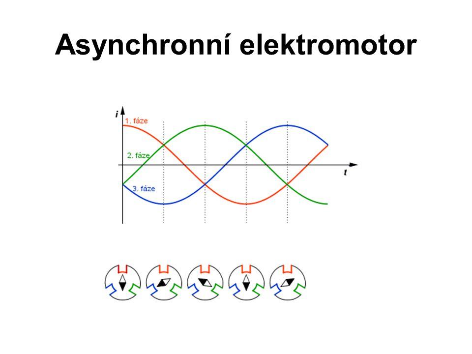 Asynchronní elektromotor