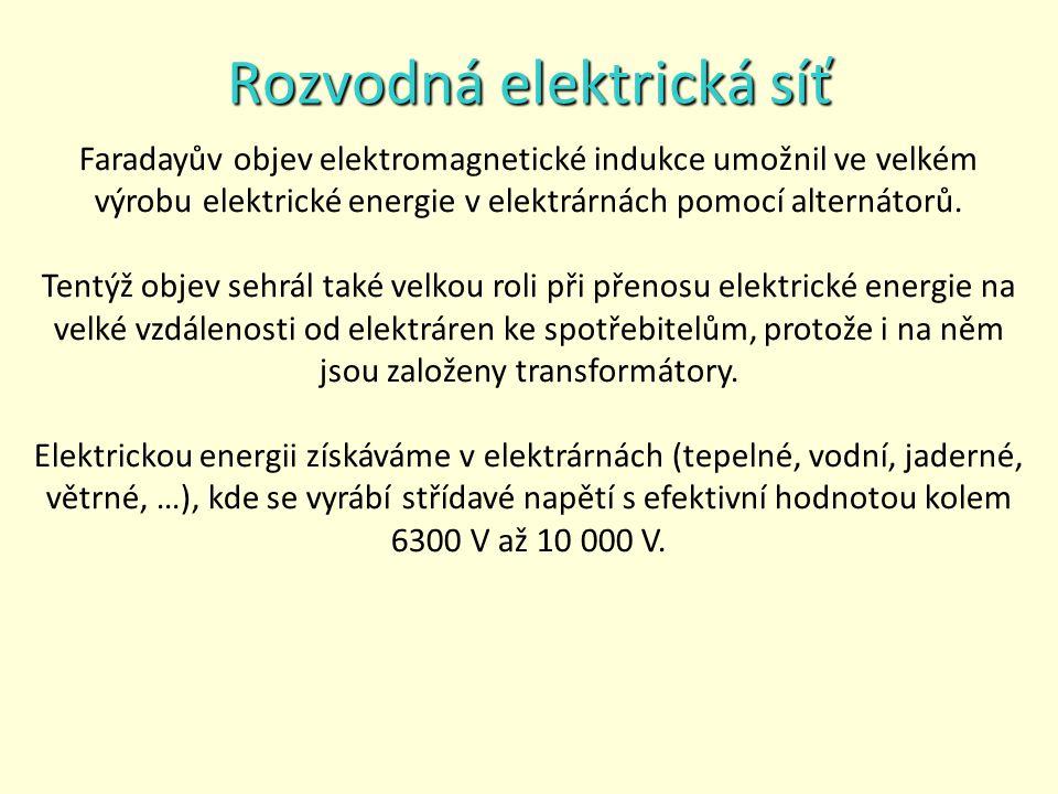 Rozvodná elektrická síť