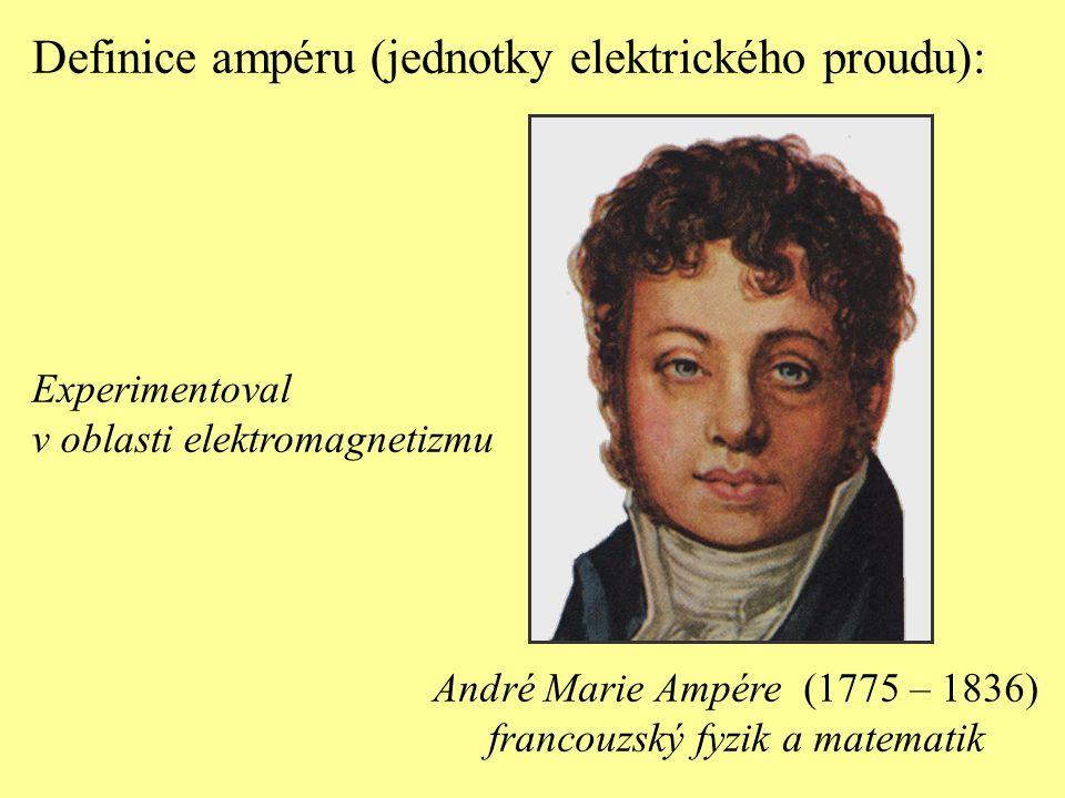 francouzský fyzik a matematik
