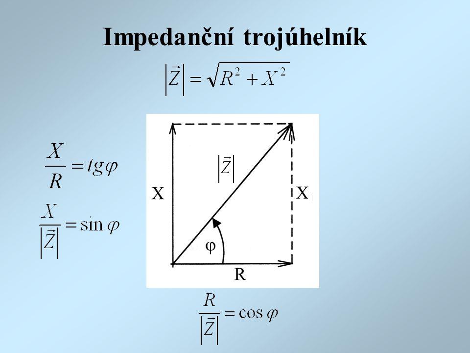 Impedanční trojúhelník