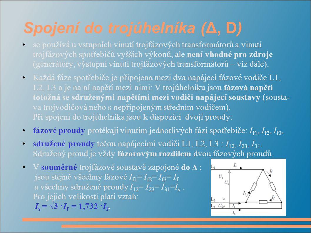 Spojení do trojúhelníka (Δ, D)