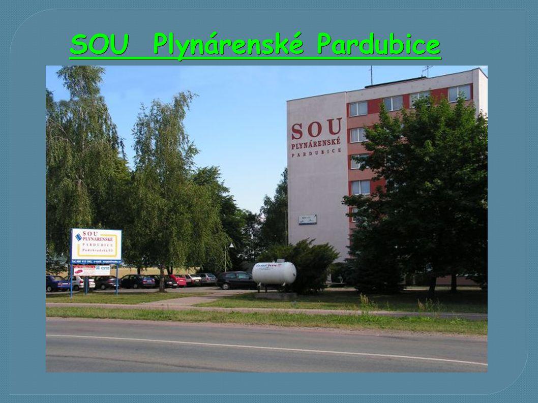 SOU Plynárenské Pardubice