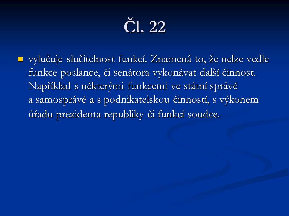 Čl. 22