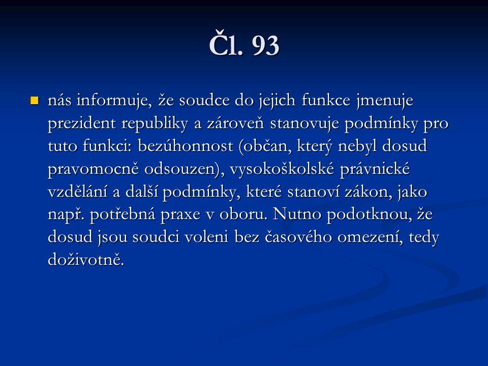 Čl. 93