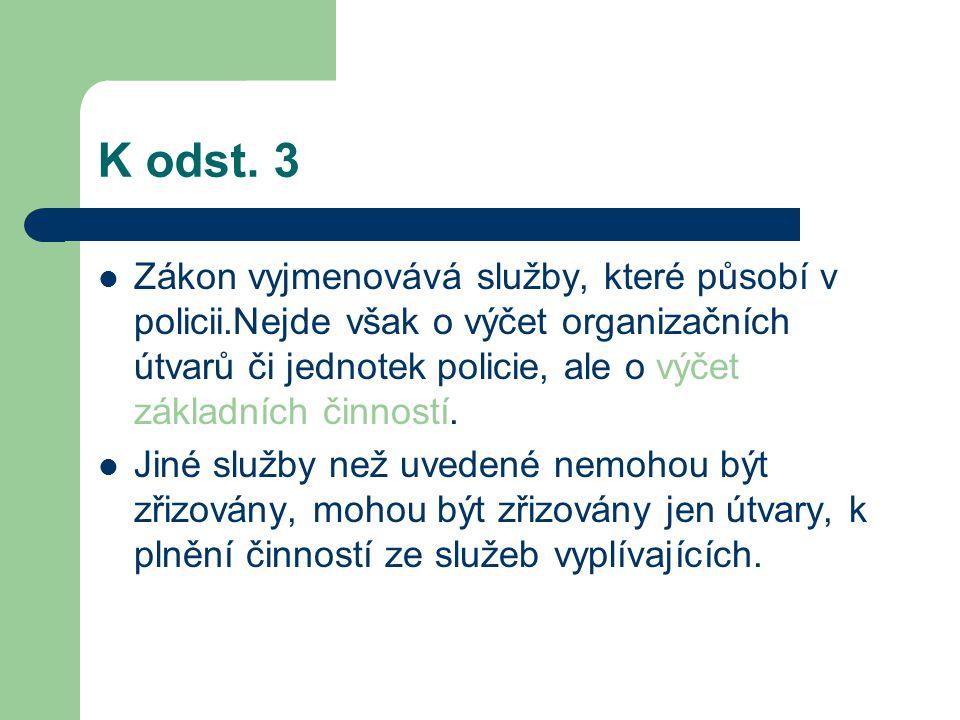 K odst. 3