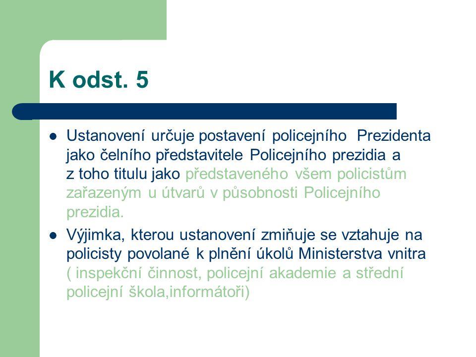 K odst. 5