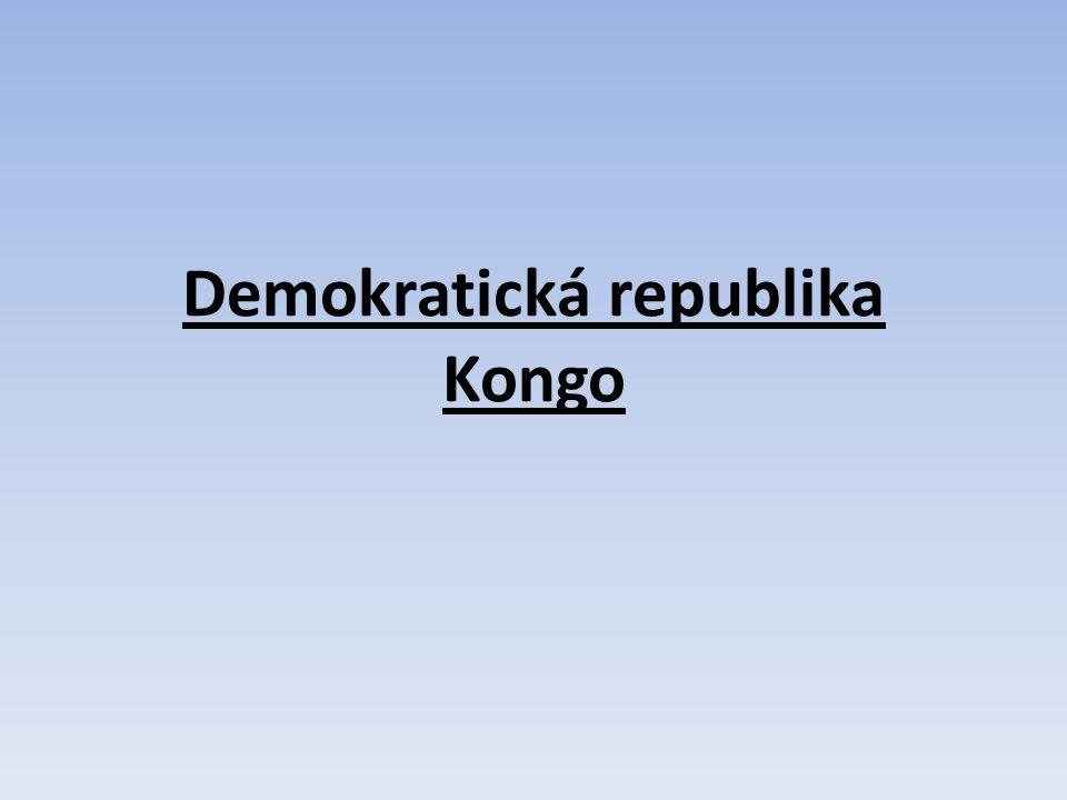 Demokratická republika Kongo
