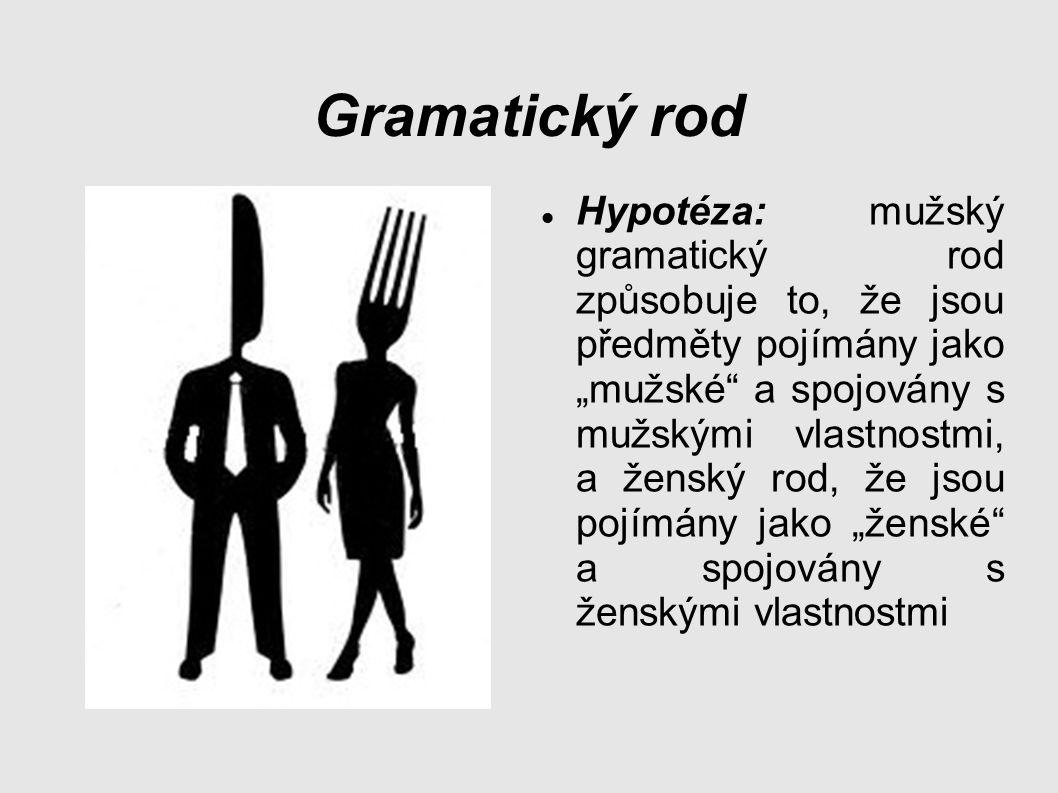 Gramatický rod