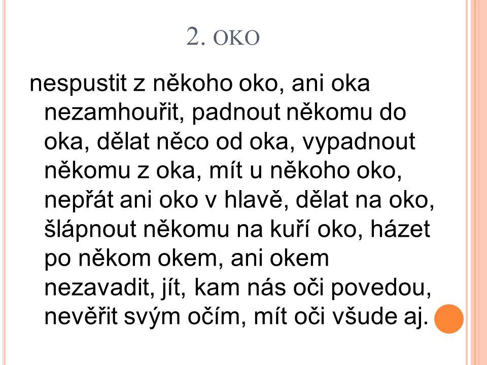 2. oko