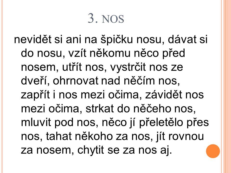 3. nos