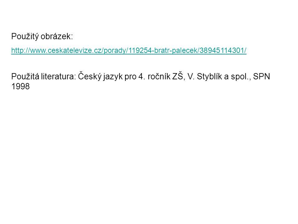 Použitý obrázek: http://www.ceskatelevize.cz/porady/119254-bratr-palecek/38945114301/