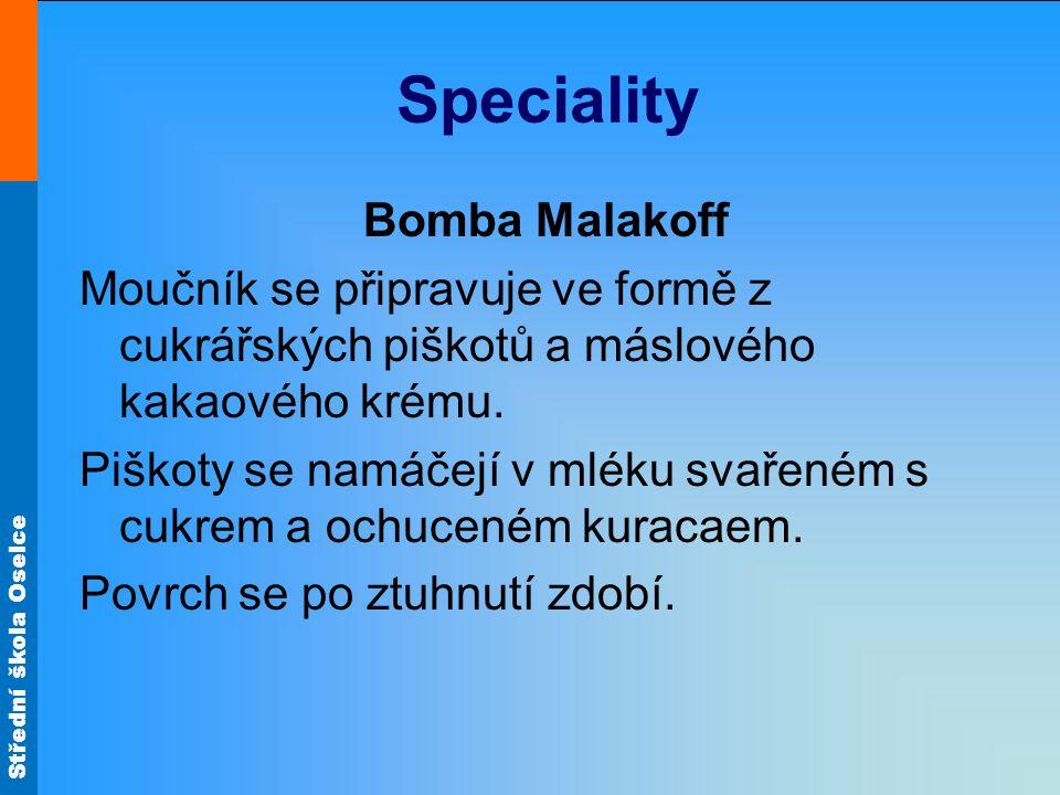 Speciality Bomba Malakoff