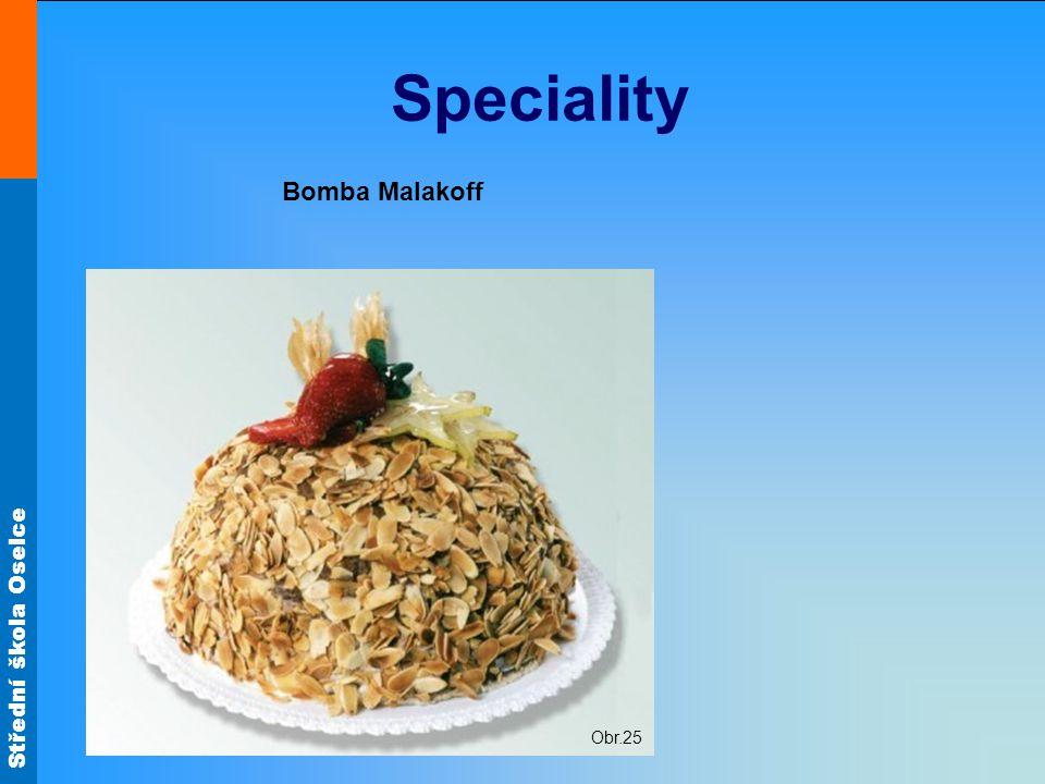 Speciality Bomba Malakoff Obr.25