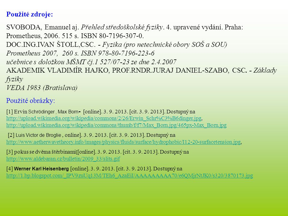 DOC.ING.IVAN ŠTOLL,CSC. - Fyzika (pro netechnické obory SOŠ a SOU)