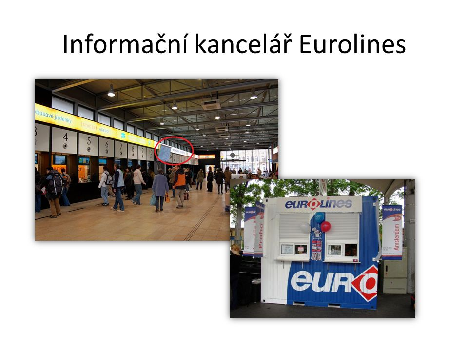 Informační kancelář Eurolines