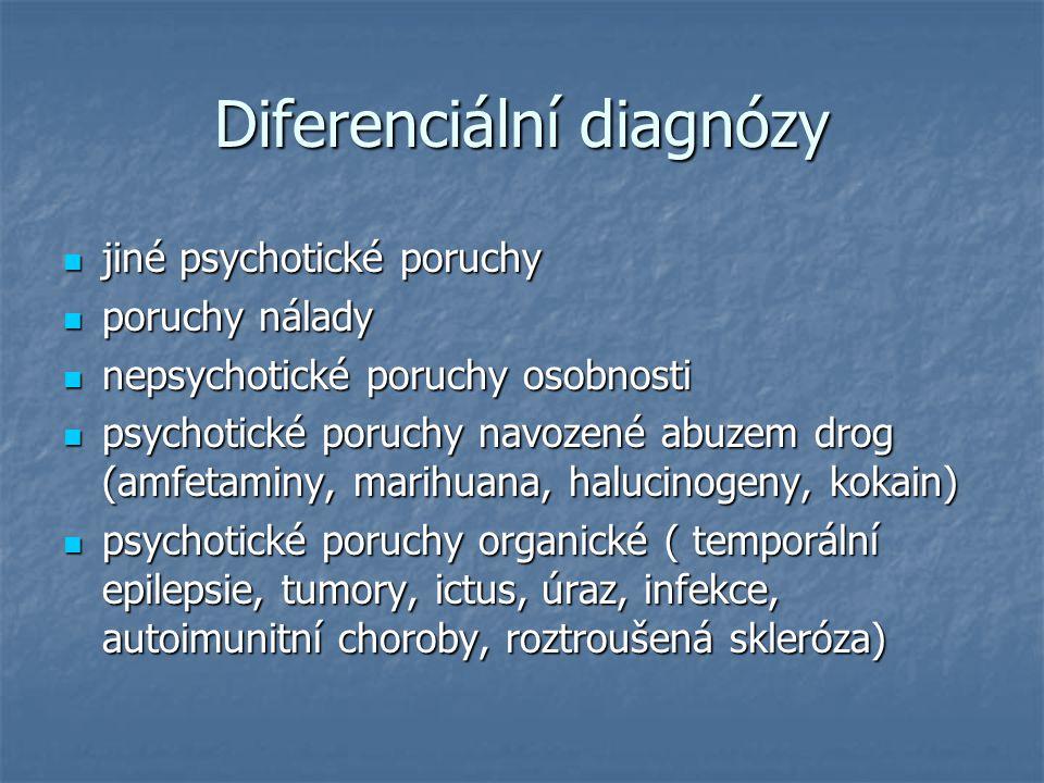 Diferenciální diagnózy