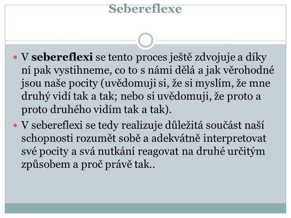 Sebereflexe