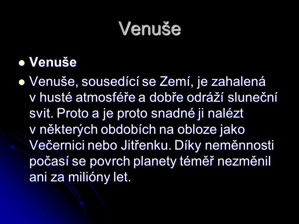 Venuše Venuše.