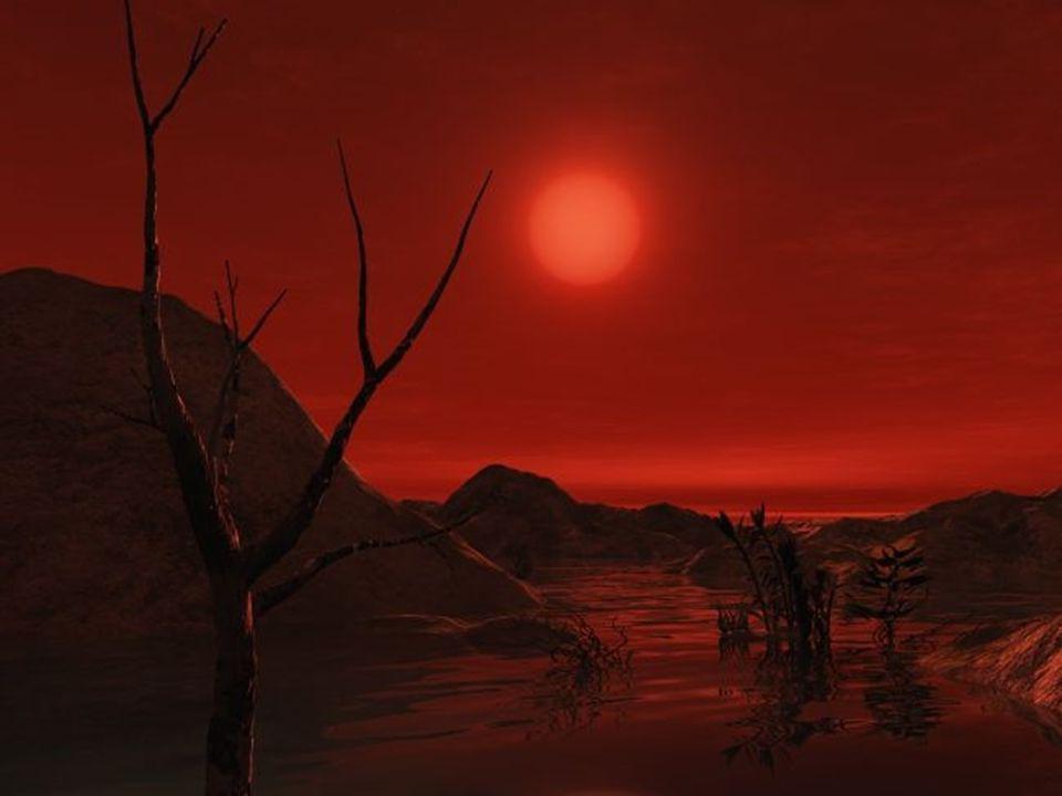 Červení trpaslíci Asi 75% všech hvězd, 0,08 – 0,6 MS