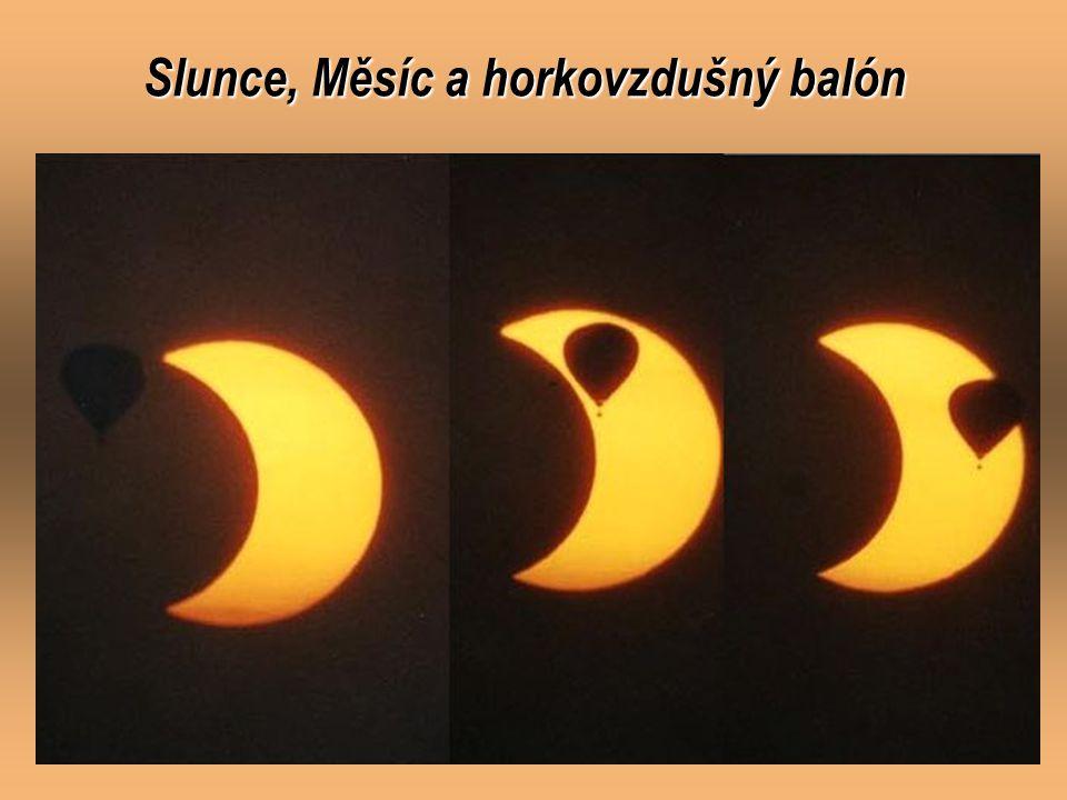 Slunce, Měsíc a horkovzdušný balón