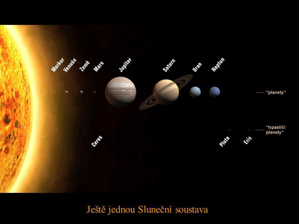 Ještě jednou Sluneční soustava