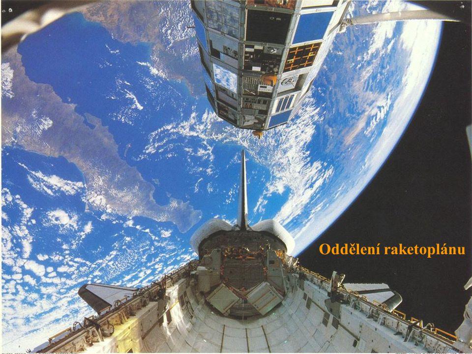 Oddělení raketoplánu