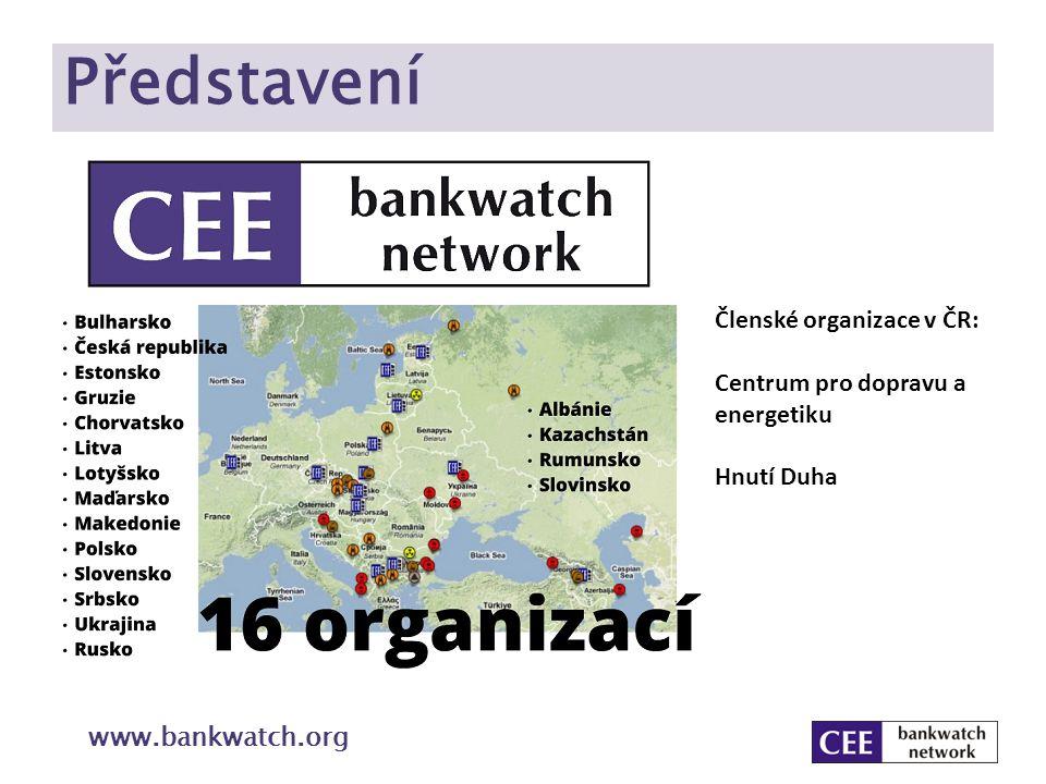 Představení Členské organizace v ČR: Centrum pro dopravu a energetiku