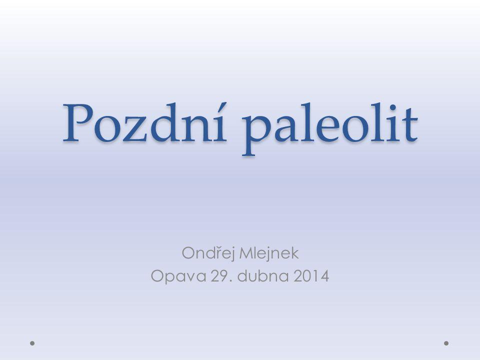 Ondřej Mlejnek Opava 29. dubna 2014