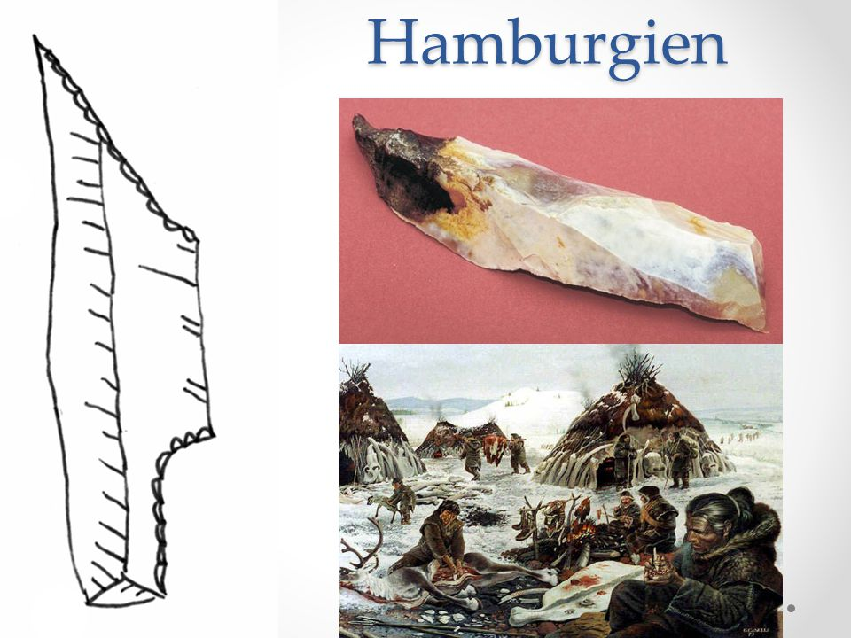 Hamburgien