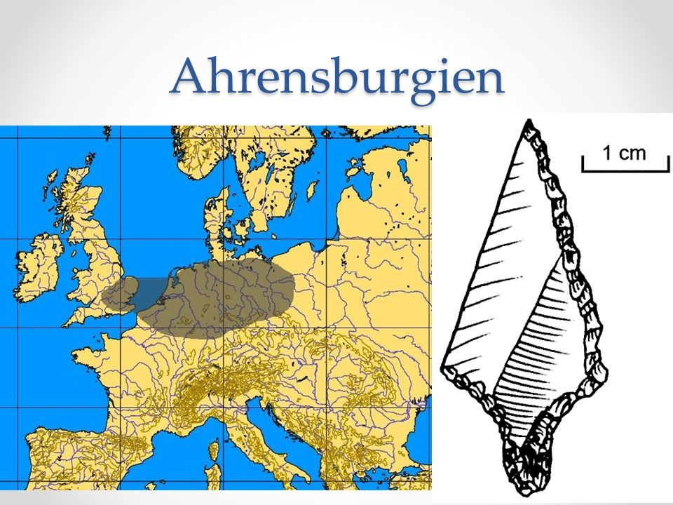 Ahrensburgien
