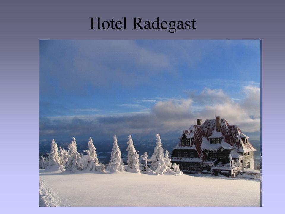 Hotel Radegast