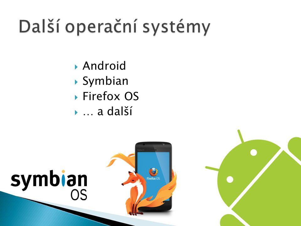 Další operační systémy