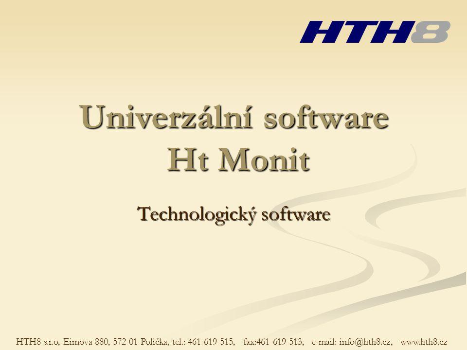 Univerzální software Ht Monit
