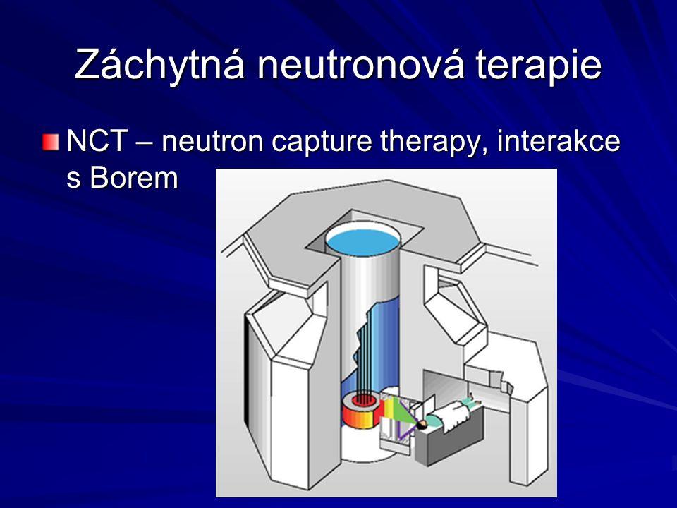 Záchytná neutronová terapie