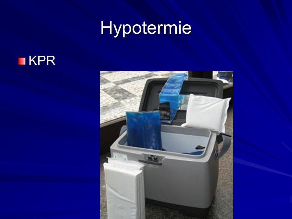 Hypotermie KPR