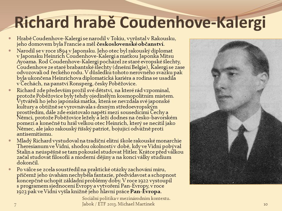 Richard hrabě Coudenhove-Kalergi