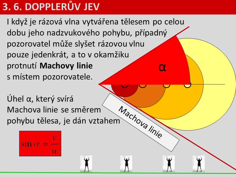 3. 6. DOPPLERŮV JEV