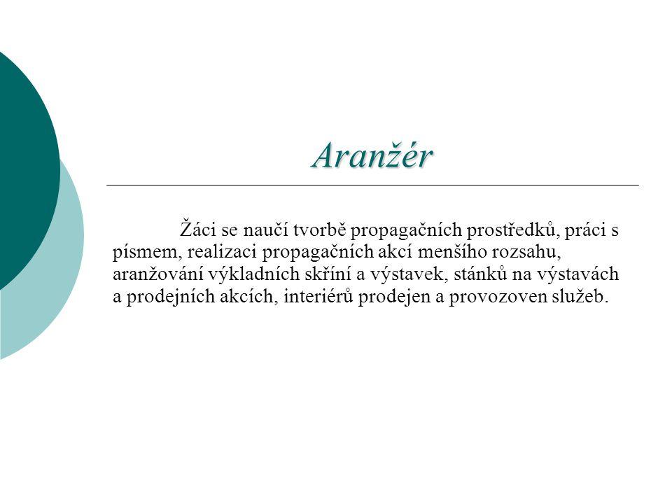 Aranžér